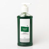 Жидкое мыло ORGANIK с экстрактом ламинарии и хлорофиллом